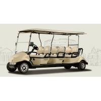High Performance Comfortable Electric Golf Cart Club Car For 6 Passengers