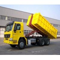 12cbm Self Loading Garbage Truck