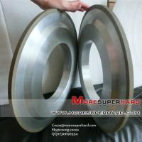 China 14A1 vitrified bond diamond grinding wheel for hard alloy wholesale