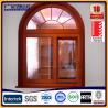 China aluminum round window ,aluminium arch window wholesale