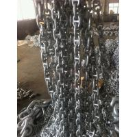 China U2 12.5mm hot dipped galvanized stud link anchor chain wholesale