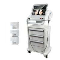Easy work face lift hifu portable ultherapy non surgical facelift machine