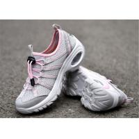 China Autumn Air Cushion Comfortable Athletic Shoes For Couples Absorbent Sweat wholesale