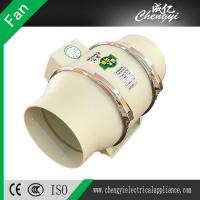 China 220V energy-saving easy installation pipe duct fan use for home on sale