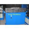 China PVC Fibre Reinforced Hose Making Machines , 10-25MM PVC Soft Hose Pipe Extruder Machinery wholesale