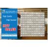 China 12 x 12 Inch Wooden Grey Mosaic Wall Tiles Polished Wall Flooring Sheet wholesale