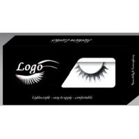 Buy cheap Charming Handmade Fake Strip Eyelashes Criss-Cross Lashes Reusable from wholesalers