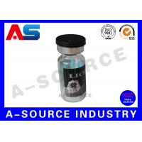 China Pharma 10ml Vial Labels Printing Pharmaceutical Packaging For Sterile Injection wholesale