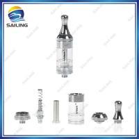 CE Approved 2.5ml Kanger Unitank Atomizer , Electronic Cigarettes Vaporizer