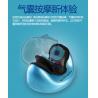 China Kneading Shiatsu Massaging Pillow Health Analyzer Machine Power Adapter Or Battery Operated wholesale