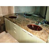 China VanityTops -Rainforest Marble Vanity Tops For Bathroom Decoration wholesale