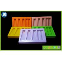 China Green / Purper Plastic Blister Packaging , Skin Care Plastic Tray wholesale