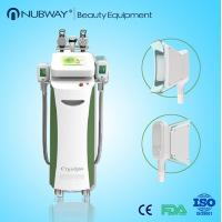 China New technology liposuction fat freezing machine 5 cryo handles belly fat reduction on sale