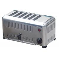 China Space Stainless Steel Electric Bread Toaster Conveyor Type For Restaurant on sale