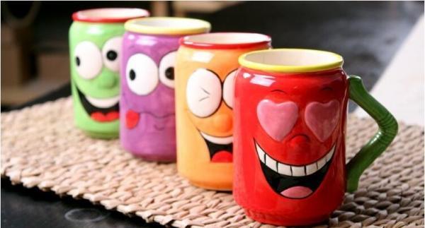 1 Cup Size Ceramic Ladle Laminate Ladles Dy Kast Koto Tea