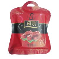 China Irregular Shaped Snack Packaging Bags Zipper Pouch Customized PET / AL / PE Material wholesale