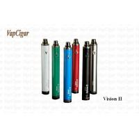 China 3.3V - 4.8V Twist Vision E Cig with 1600mAh Battery , Vision Spinner wholesale