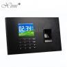 China Fingerprint Biometric Time Attendance Machine Time Clock Recorder RFID Card wholesale