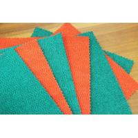 China Lightweight Knit Wool Coat Fabric For Apparel 25% Wool 75% Polyester Composition on sale