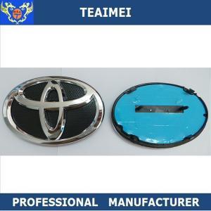 China 3D Custom Car Emblems Logo Body Sticker Auto Part Car Emblems Badge For Cars wholesale