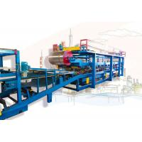 China Automatic Eps Sandwich Panel Production Line With 6 Rows 3KW on sale