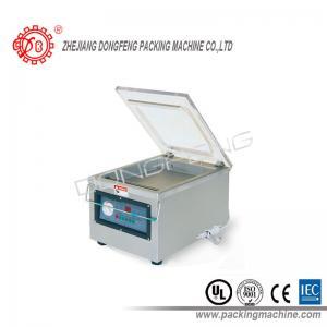 China Não modele nenhum DZ-300, máquina de empacotamento clássica do vácuo do alimento do projeto do estojo compacto, de aço inoxidável do material, selando o tamanho 255x8mm wholesale
