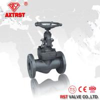 China Class 800LB Forged Steel Flanged Globe Valve A105 Manual API 602 wholesale