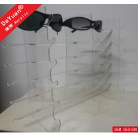 China Sunglass Display Stand Acrylic Holder Stand Durable For Eyeglass Rack wholesale