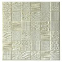 China 3D Brick Self Adhesive Wall Panels , Decorative Diy Wall Panels For Home on sale