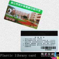 China ISO 7816 PVC IC Smart Card Payment , Embossed Plastic Business Cards wholesale