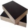 China Melamine Glue BB/BB Black Film Coated Plywood , Soundproof Exterior Cedar Plywood Panels wholesale