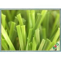 China Field Green / Apple Green Good Drainage Pet Artificial Grass Soft Touch Fire Resistance wholesale