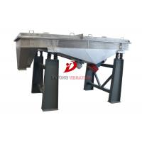 China DZSF Series Large Capacity Durable Quartz Sand Linear Vibration Screen With 1030 Model wholesale