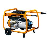 China 3.5KW Single Phase Portable Gasoline Generator 110 - 240V Voltage High Performance wholesale