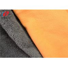 China Soft Shell TPU Coated Fabric Polar Fleece Bonded With Polyester Velboa Material wholesale