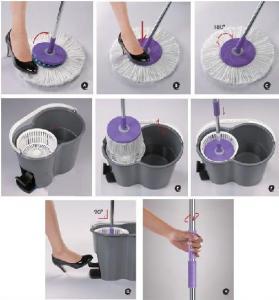 China MAGIC MOP/CLEAR MOP/plat mop/floor mop/Easy Mop/Easy Life Mop wholesale