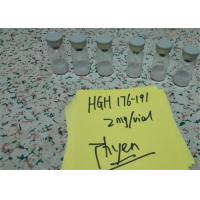 Mr.Thyen Whatsapp +86-180-38176818 Weight Loss Steroids HGH fragment 176-191