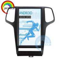 China 4gb Rom Tesla Style Car Stereo System For Jeep Grand Cherokee 2010-2013 Multimedia Player wholesale