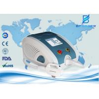 China Portable Home IPL SHR Hair Removal Machine With 8.4