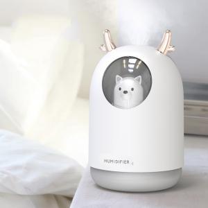 China 300ml Ultrasonic Cool Mist Air Humidifier on sale