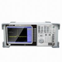 China Spectrum Analyzer with 9kHz to 3GHz Frequency Range wholesale