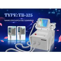 10.4 Inch Screen Cryoliposis Slimming Machine With 2 Inch Big Handle Sreen