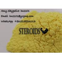 China Yellow Powder Tren E Trenbolone Enanthate for Muscle Building Cycle custom clearance wholesale