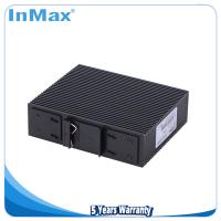 China 8 ports 10/100/1000M full gigabit Industrial network Ethernet din-rail Switch for IP camera use wholesale