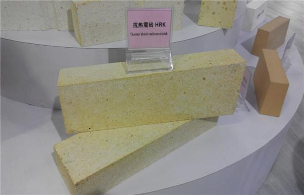 Quality Industrial Thermal Andalusite Kiln Refractory Bricks As Lining / Checker for sale