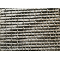 China L2000mm W1000mm Decorative Netting For Walls , Decorative Wire Panels Multi color wholesale