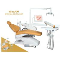 China Supply best cheap standard size electric led light lcd monitor full computer controlled dental chair on sale