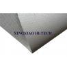 China Серая силиконовая резина покрыла ткань стеклоткани, силикон пропитанная ткань wholesale