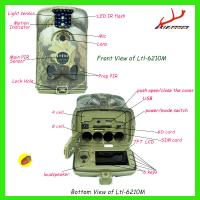 China New Mobile Scouting Hunting Camera Ltl-6210M Series MMS GSM Camera with 32GB SD Card mini hunting camera wholesale