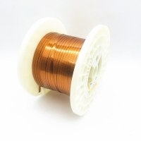 China 4.0 Mm * 0.45 Mm Class 220 Rectangular Copper Wire For Winding wholesale